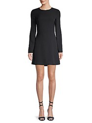 Ag Adriano Goldschmied Kinsley Silk Dress True Black