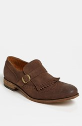 Men's Blackstone 'Dm 09' Slip On Dark Brown