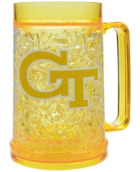 Memory Company Georgia Tech Yellow Jackets 16 Oz. Freezer Mug Black