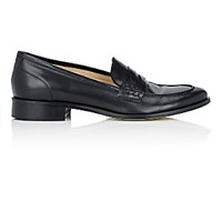 Barneys New York Penny Loafers Black