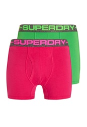 Superdry Sport Plain Boxer Multi Coloured