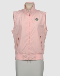 North Sails Jackets Pink