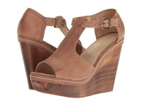 Cordani Drama Cocoa Nubuck Women's Wedge Shoes Brown