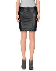 Byblos Mini Skirts Black