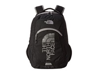 The North Face Haystack Tnf Black Metallic Silver Backpack Bags