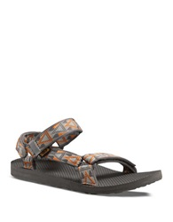 Teva Original Universal Open Toe Sandals Brown
