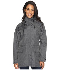 Columbia Laurelhurst Park Jacket Black Women's Coat