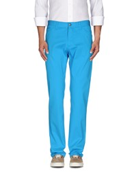 Marina Yachting Trousers Casual Trousers Men Turquoise