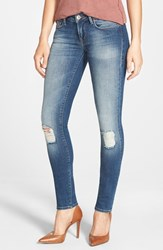Mavi Jeans Women's Serena Distressed Stretch Skinny