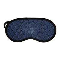 Versace Home I Love Baroque Luxe Eye Mask Blue