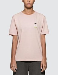 Stussy S Crown Pig Dyed Short Sleeve T Shirt