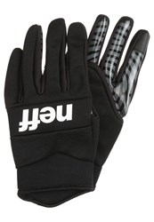 Neff Ripper Gloves Black