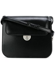 Maison Martin Margiela Structured Shoulder Bag Black