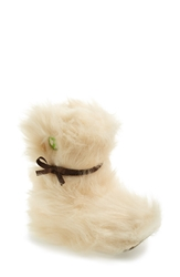 Bedroom Athletics 'Lauper' Faux Fur Bootie Slipper Women Polar Bear