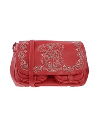 Ermanno Scervino Di Handbags Red