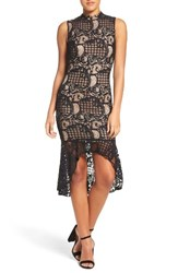 Ali And Jay Women's Lace High Low Dress