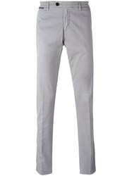 Eleventy Plain Chinos Grey