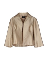 Clips Suits And Jackets Blazers Women Beige