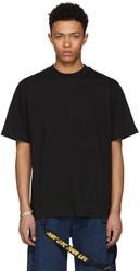 D By D Black I Dont Live Your Life Tape Loop T Shirt