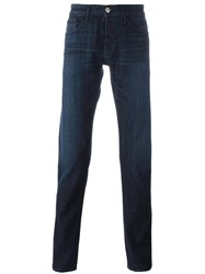 3X1 Slim Fit Jeans Blue
