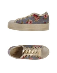 Beverly Hills Polo Club Low Tops And Trainers Slate Blue