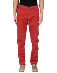 Murphy And Nye Casual Pants Red