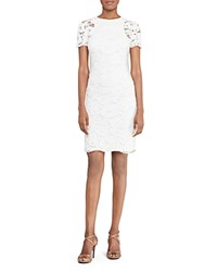 Ralph Lauren Lace Dress Ivory