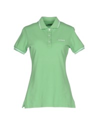 Roy Rogers Roger's Polo Shirts Light Green