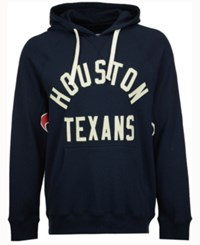 G3 Sports Men's Houston Texans Hands High Motion Pull Over Hoodie Navy
