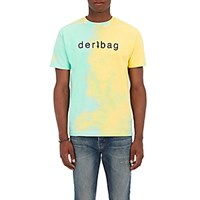 Dertbag Men's Tie Dyed Jersey T Shirt No Color