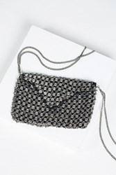 Free People Womens Vortex Metal Crossbody