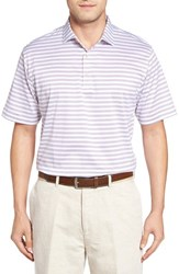 Peter Millar Men's 'Charlie' Stripe Lisle Polo