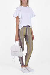 Missoni Women S Lam Stripe Leggings Boutique1 Multi