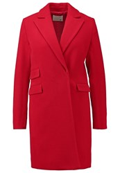 Supertrash Olympe Classic Coat Flame Red