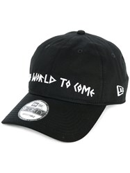 Ktz World To Come Baseball Cap Black