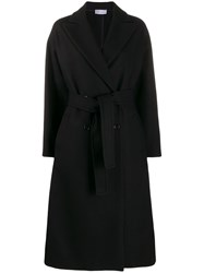 Red Valentino Belted Oversized Coat 60