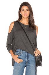 Candc California Reyanne Sweater Charcoal