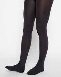 Gipsy Gypsy 100 Denier Marl Tights Darkgrey