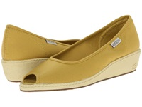 Keen Cortona Wedge Cvs Ceylon Yellow Women's Wedge Shoes