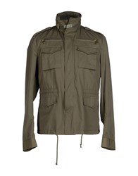 Brian Dales Coats And Jackets Jackets Men Military Green