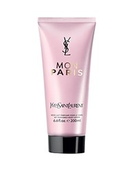 Yves Saint Laurent Mon Paris Body Lotion No Color
