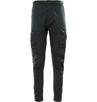 Nike Acg Stretch Cotton And Wool Blend Cargo Trousers Black