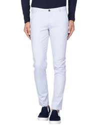 One Seven Two Casual Pants Light Grey