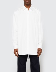 Our Legacy Dinner Shirt White Superfine Twill