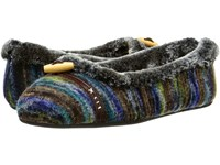 Daniel Green Joella Blue Women's Slippers