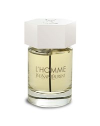 Yves Saint Laurent L'homme Eau De Toilette 3.3 Oz.