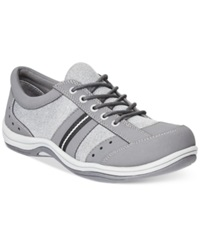 Easy Street Shoes Easy Street Sport Emma Sneakers Women's Shoes Grey