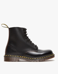 Dr. Martens Made In England 1460 8 Eye Boot Black
