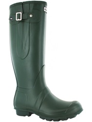 Hi Tec Elmer Waterproof Wellington Boots Green