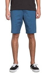 Rvca Men's The Week End Twill Chino Shorts